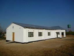 Zimba Mission Hospital Chapel