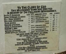 memorial stone - Kunsho cemetary