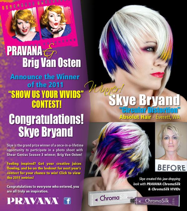 PRAVANA_VIVIDs Contest_Winner
