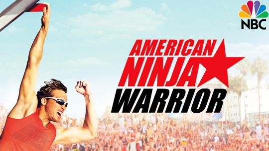 American Ninja Warrior 2013