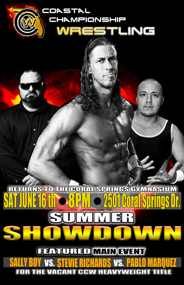 ccw summer showdown