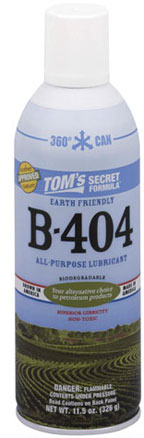 Tom's Secret B404