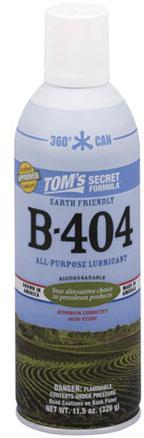 Tom's Secret B404
