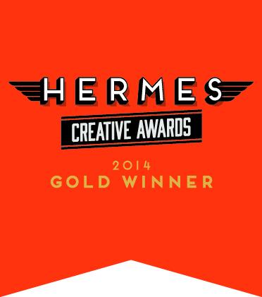 2014 Hermes Winner - Gold