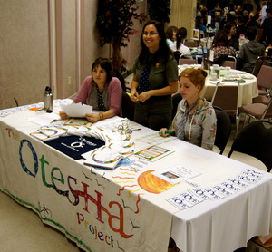 Otesha Tabling