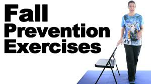 Fall Prevention & Balance Movement Class