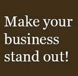 Make your business stand out!