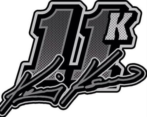 Kraig Kinser 2012 Logo