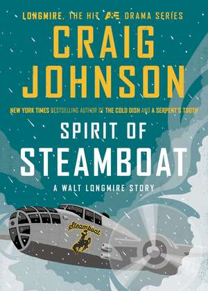 Spirit of Steamboat cover
