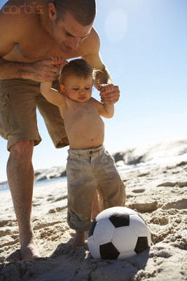 father-son-soccer