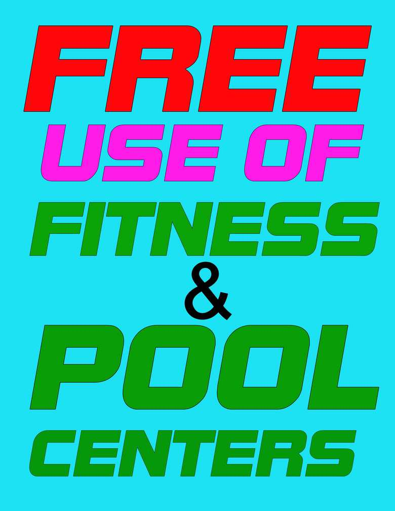 FITNESS AND POOL 3