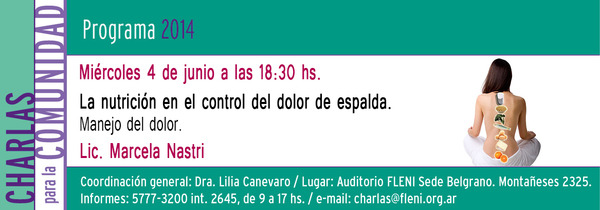 Charla 4-06-14