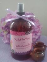 herbal tea rinse
