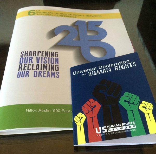 USHRN Conference 2015 2