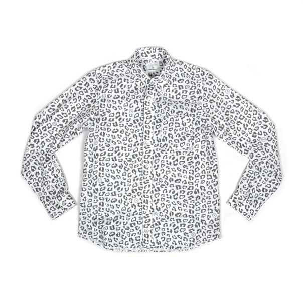 Uniform Experiment Leopard BD Shirt-6