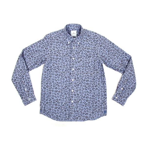 Uniform Experiment Leopard BD Shirt