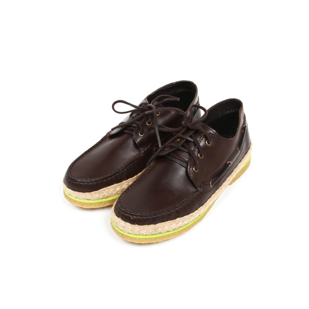 Sophnet Calf Leather Deck Moccasin-2