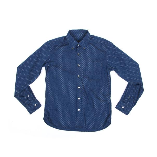 Sophnet Dot Chambray BD Shirt-7