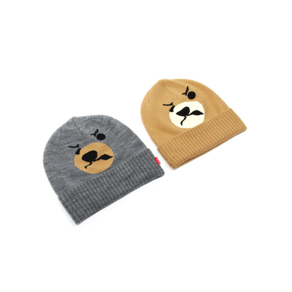 Acapulco Gold Angry Lo Bear Beanie-5