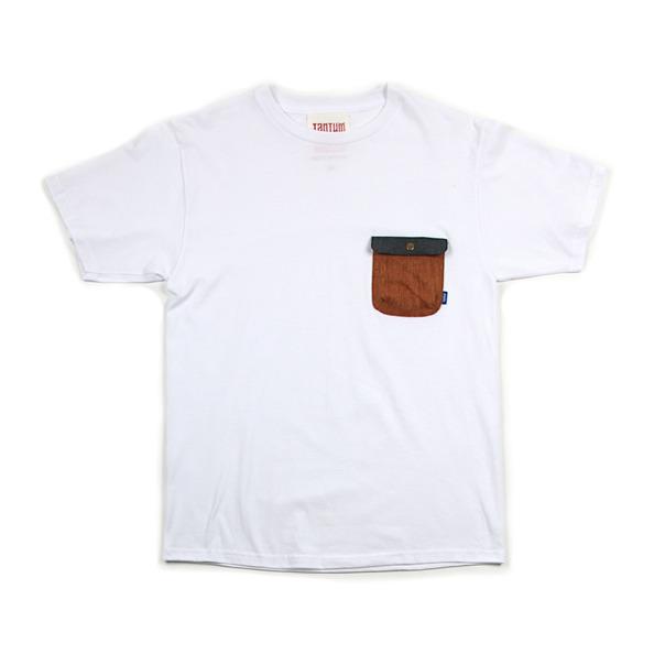 Tantum Tee Shirt Chief Pocket-3