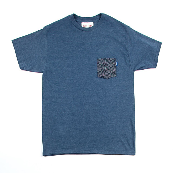 Tantum Tee Shirt Fish Scale
