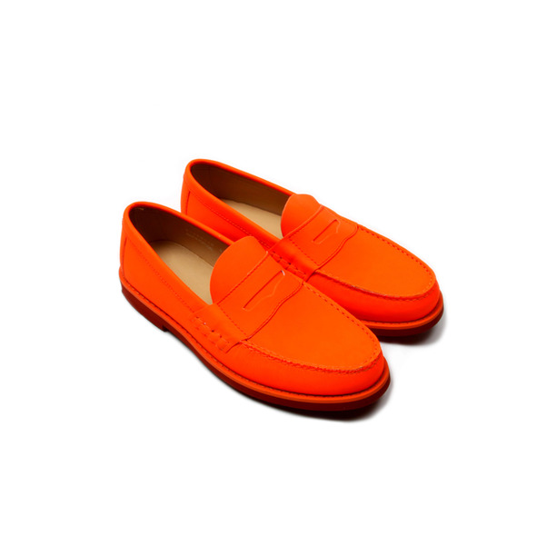 Carven Matte Leather Loafer -7