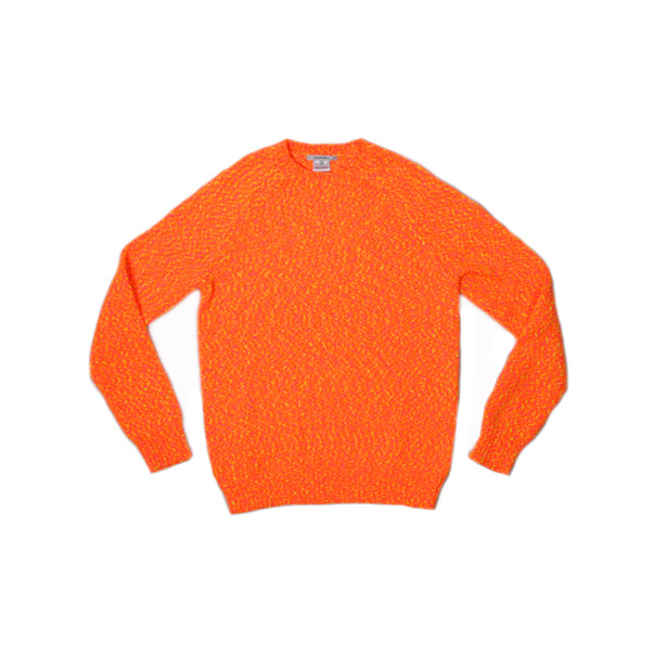 Carven Neon Knit Pullover