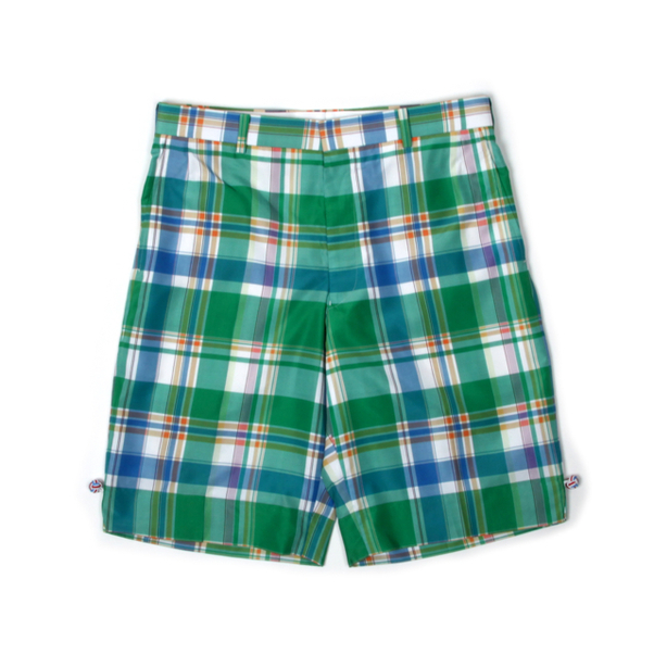 Thom Browne Madras Fly Weight Shorts