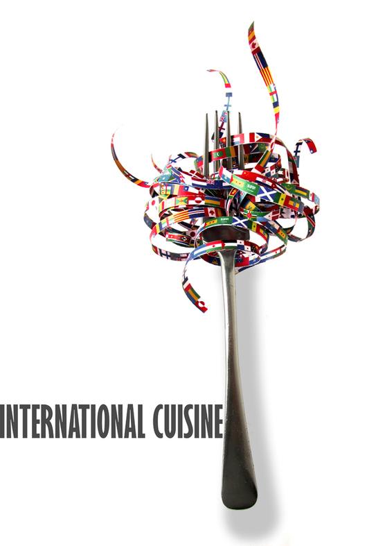 International Cuisine at Subterra!!!!!!
