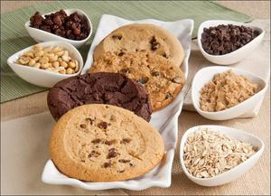 Delicious Vegan Cookies From Gourmet Treats