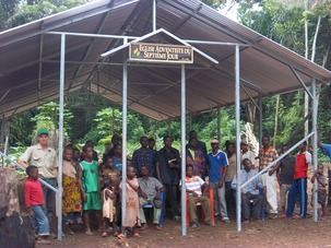 First One Day Church among the Pygmies