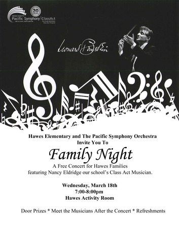 Class Act Family Concert