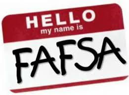 FAFSA My Name