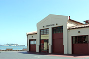 Fort Mason Center Firehouse