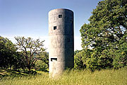 Tower by Ann Hamilton at Oliver Ranch