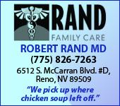 Robert Rand - eBlast Ad