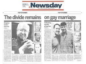 newsday kilmnick