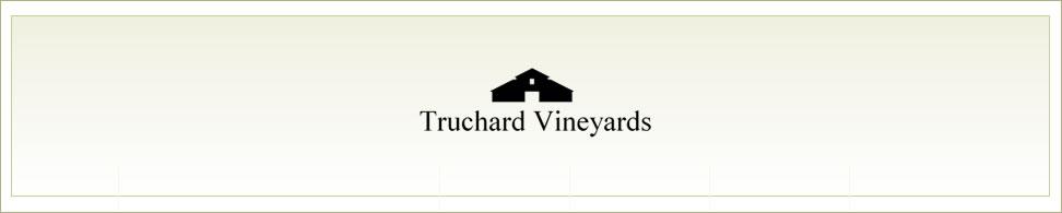 Truchard Vineyards March Sale