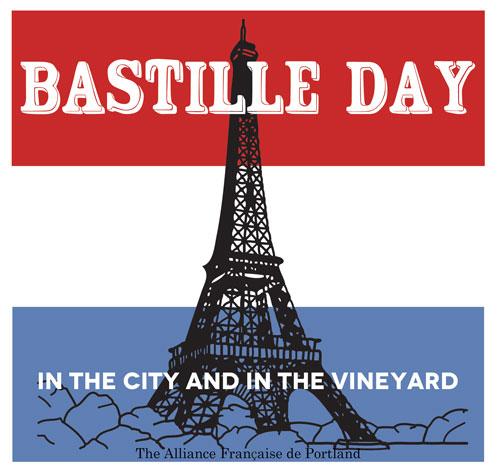 Bastille Day in the Vineyard!