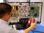 Full-service LCD module repair - drive electronics