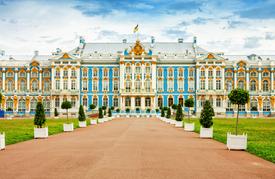 Catherine Palace-Pushkin