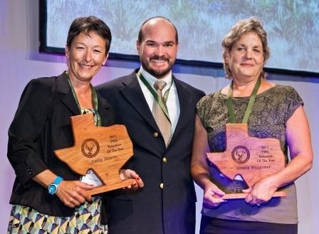 TWA Adult Volunteers of the Year