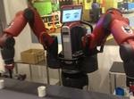 Baxter robot ivsimaging