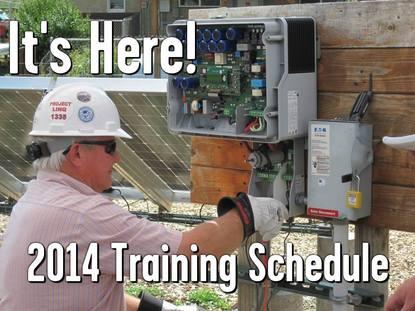 training_schedule