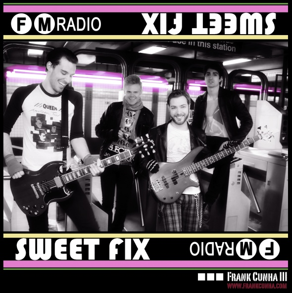 NYC Rock Band Sweet Fix