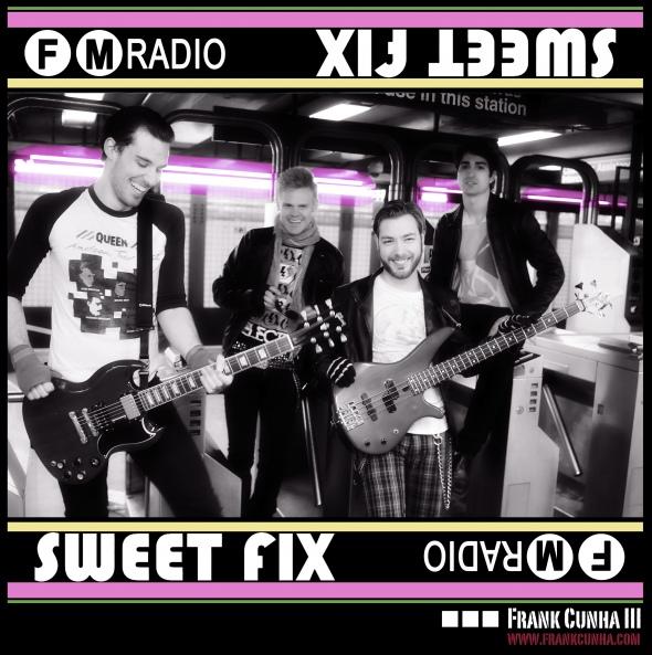 NYC Rock Band Sweet Fix