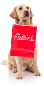 welcome dog shopping bag 3