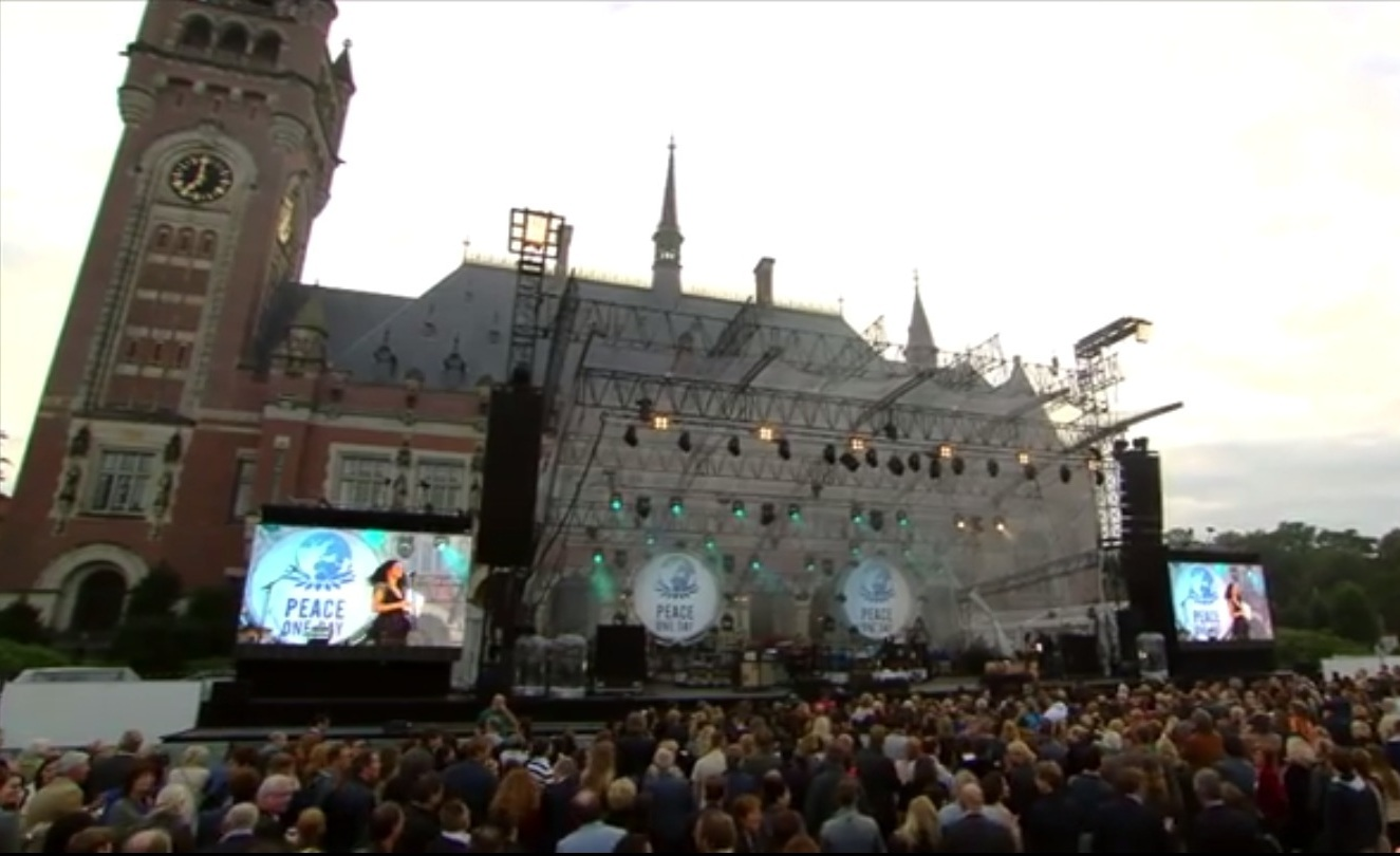 Peace Palace - 21 September