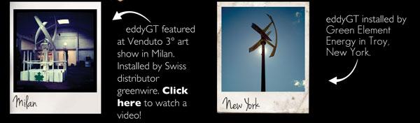 eddyGT GQ Venduto 3 Milan Italy, Troy New York