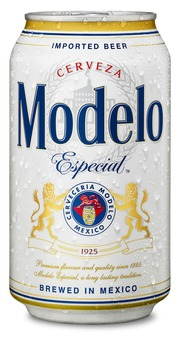 Modelo 12 ounce can shot